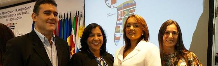 Autoridades educativas se reúnen en Panamá