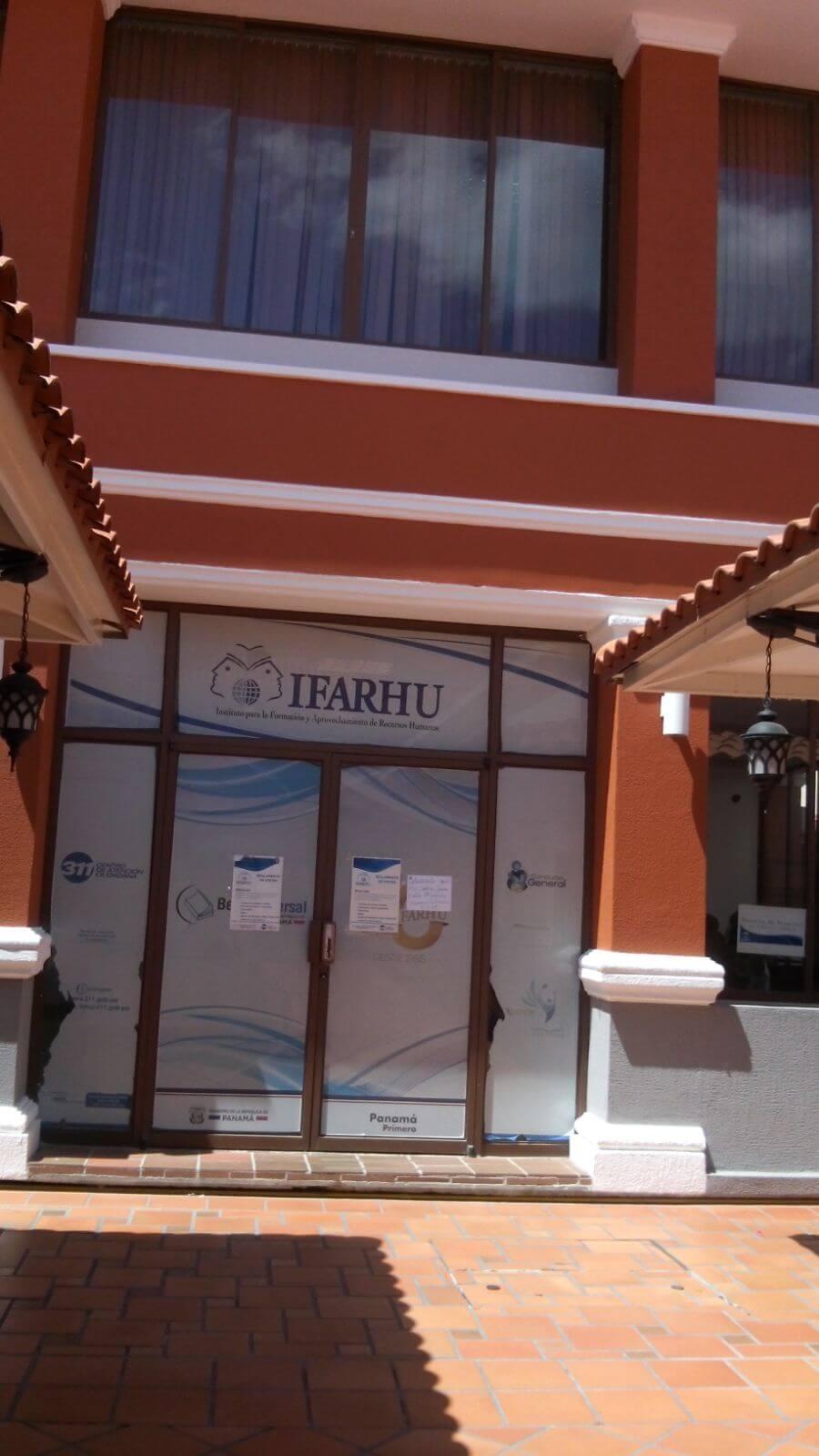 Sucursal IFARHU - Panamá Oeste Coronado