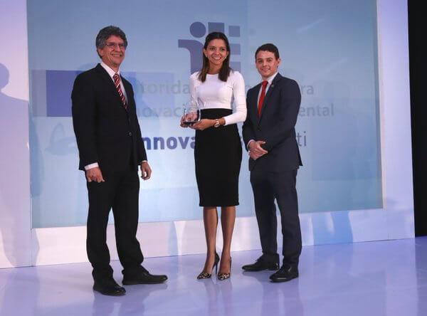 IFARHU gana dos categorías en los premios de Innovación Gubernamental