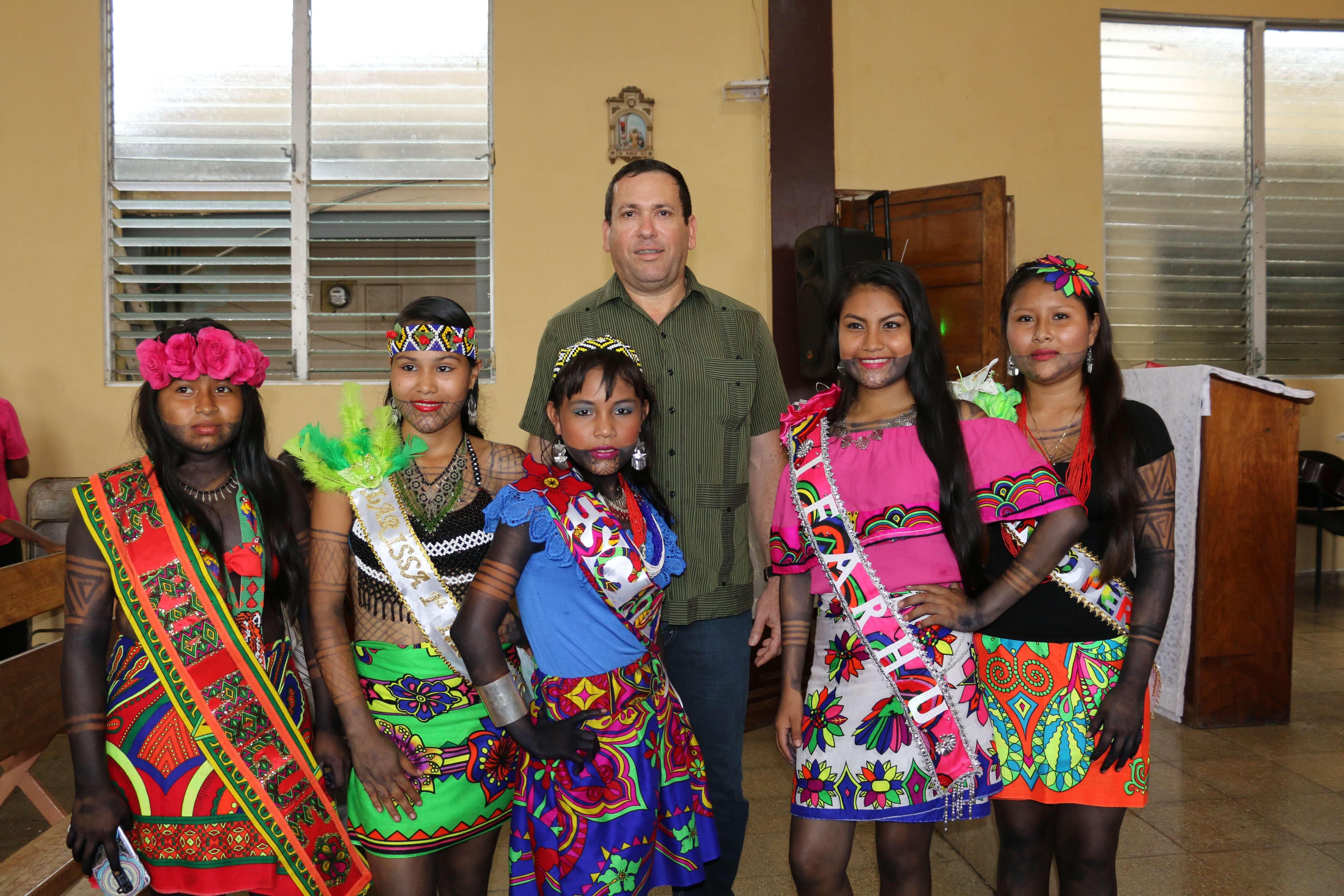 Centro Estudiantil del IFARHU en La Palma celebró sus 35 años