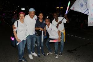 IFARHU participa de la caminata de prevención contra el cáncer