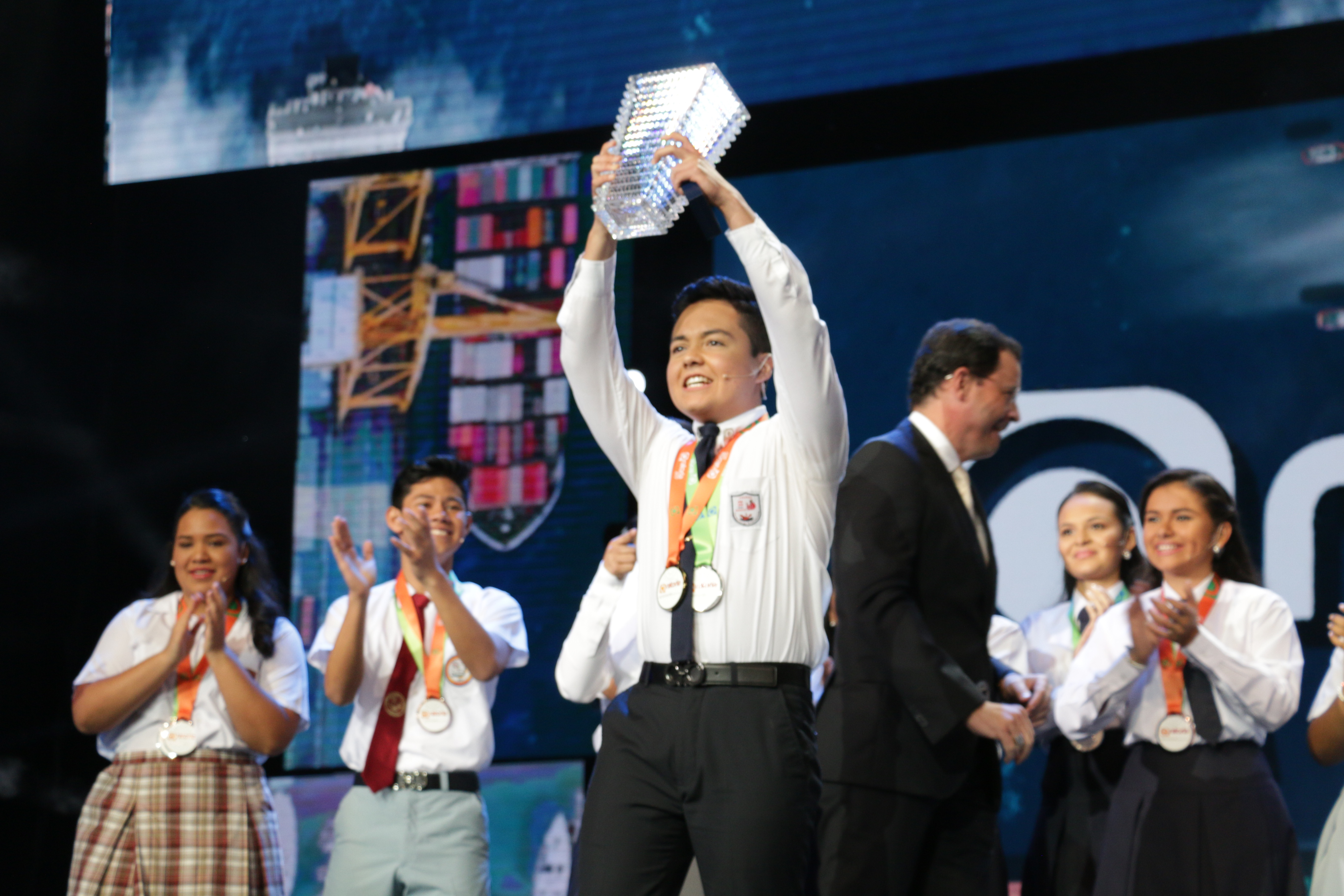 Chiriquí gana concurso de oratoria 2017