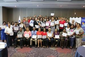 55 servidores píblicos del IFARHU ingresan a Carrera Administrativa