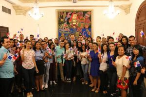 Ifarhu envía a China a los primeros 50 becados para aprender mandarín