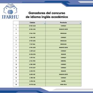 Concurso de idiomas -01