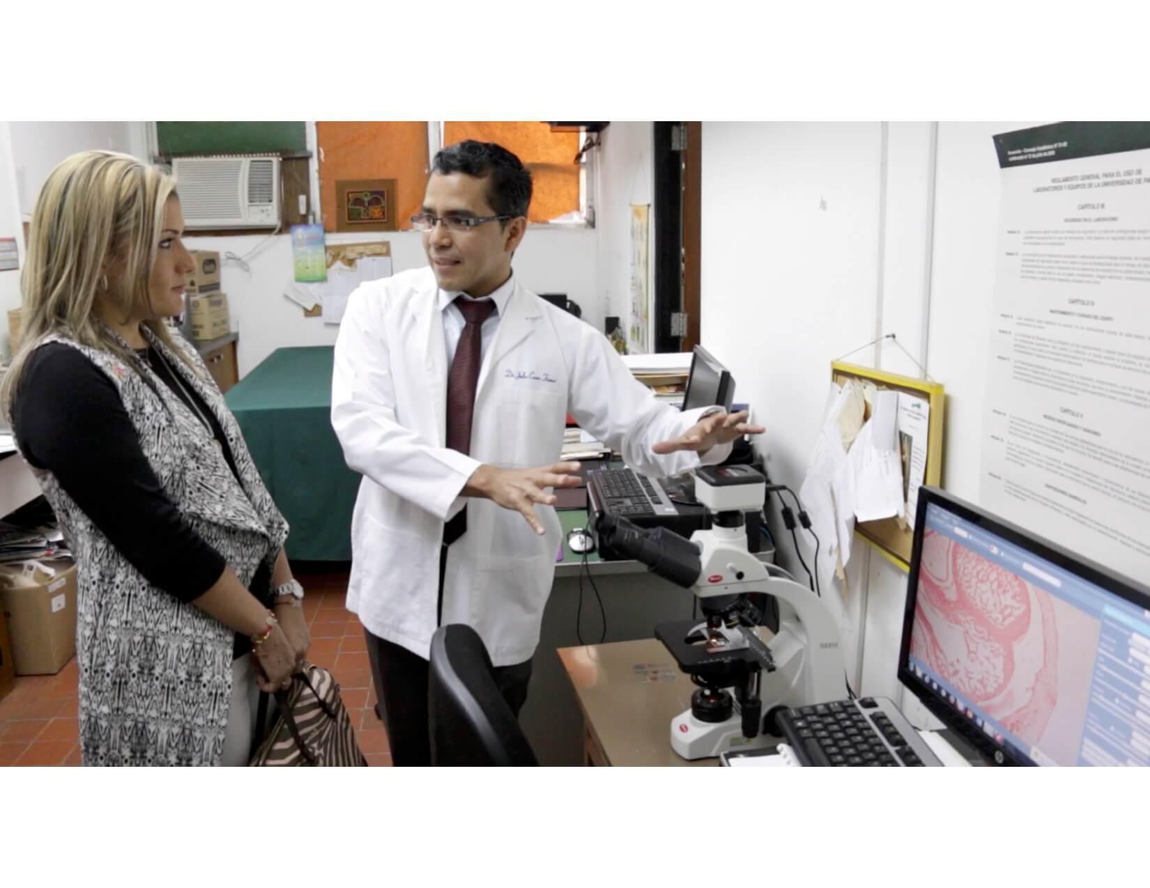 Laboratorios de la Facultad de Medicina de la Universidad de Panamá se renuevan con ayuda del IFARHU