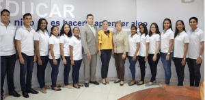 Finalistas del Concurso Nacional de Oratoria visitan el IFARHU