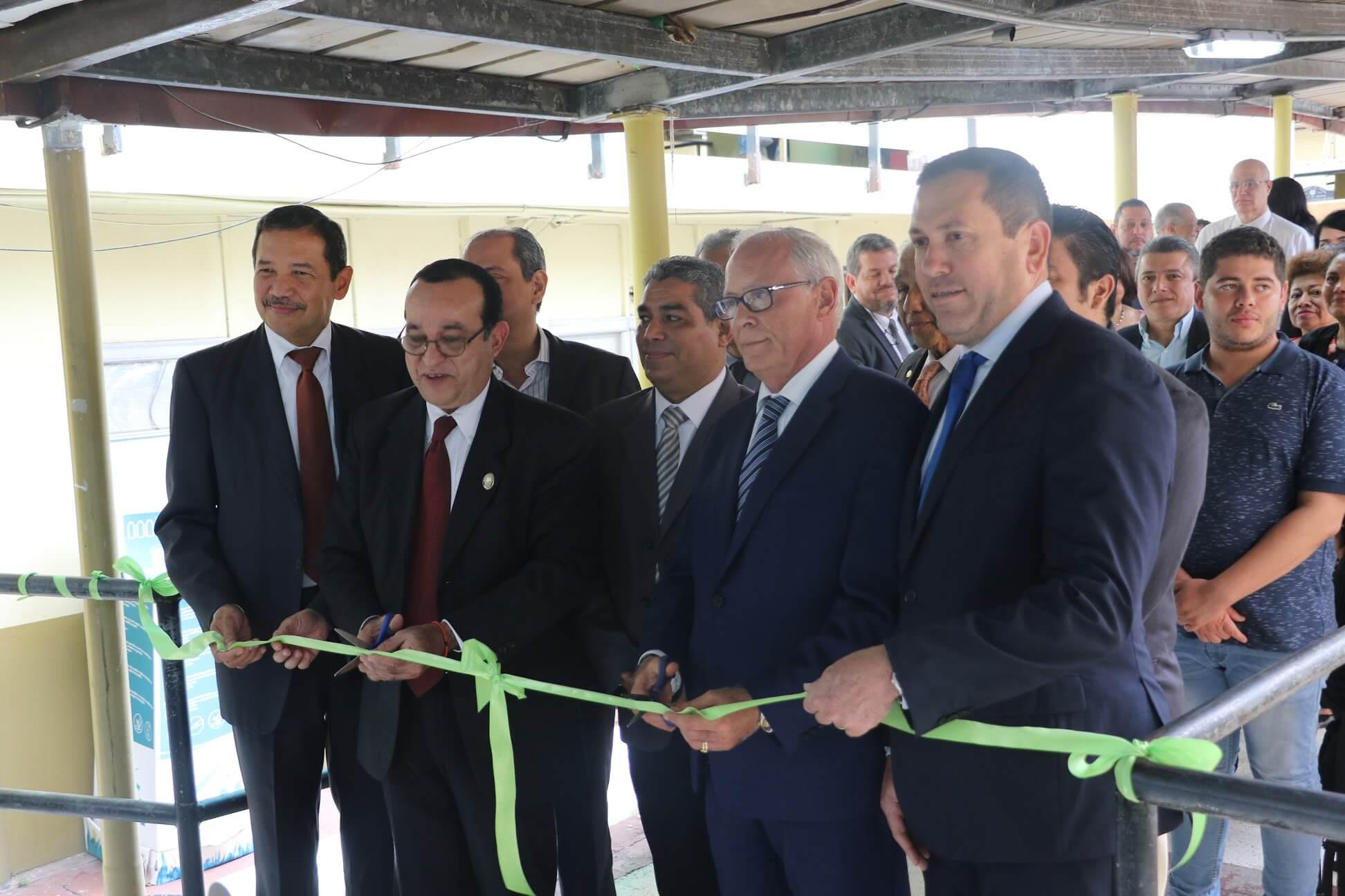 Facultad de Medicina de la UP remodeló salones con apoyo del IFARHU