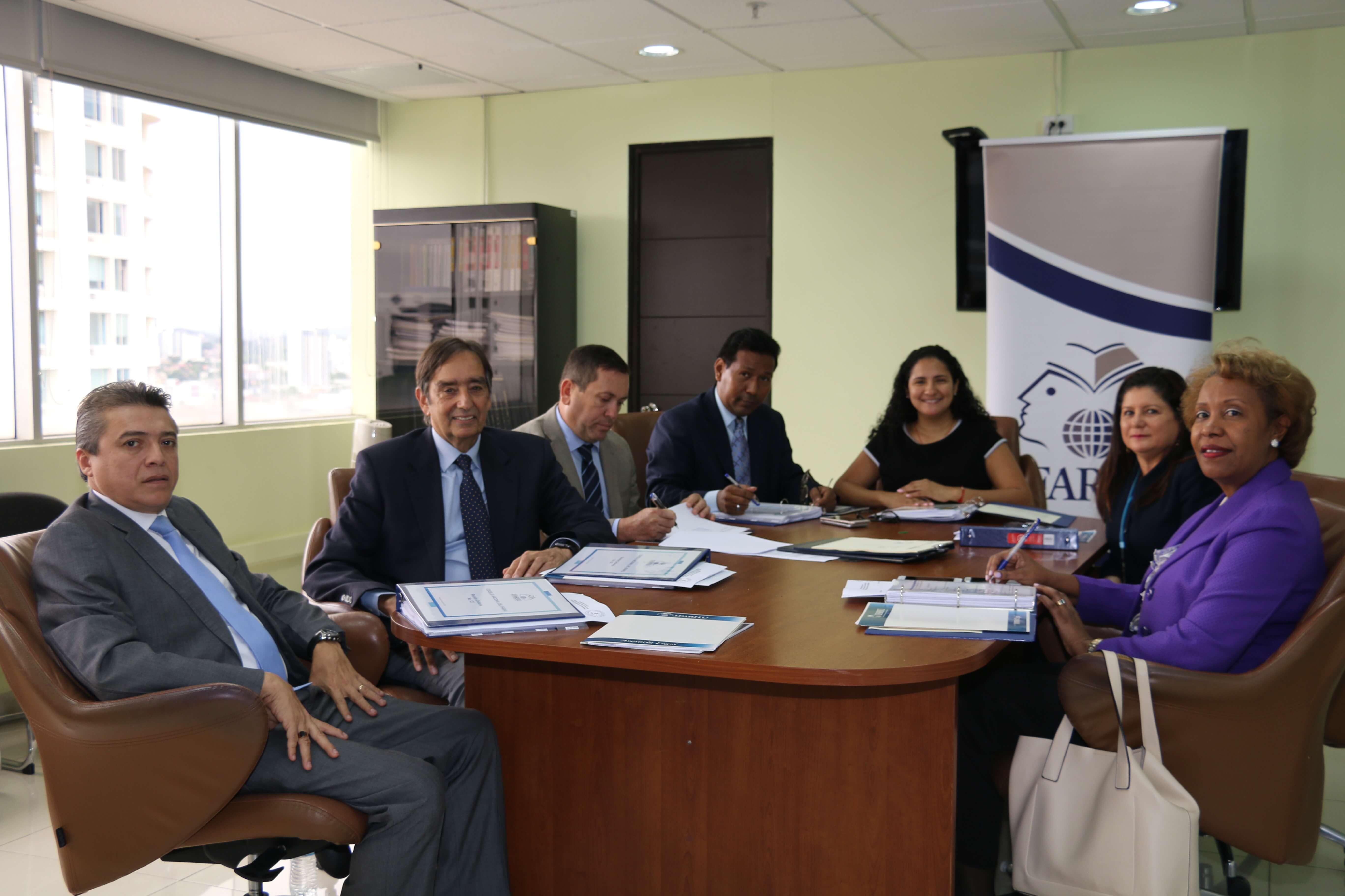 IFARHU realiza último Consejo Nacional de la administración 2014-2019