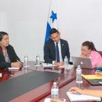 Reunión IFARHU-Meduca