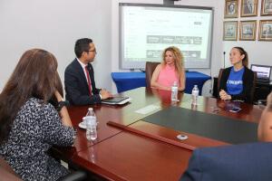 Ifarhu respalda labor de Fundación Puertas Abiertas
