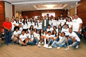 Ifarhu comparte con jóvenes de TalenPro